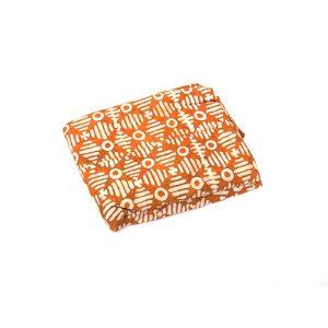 Fabric orange
