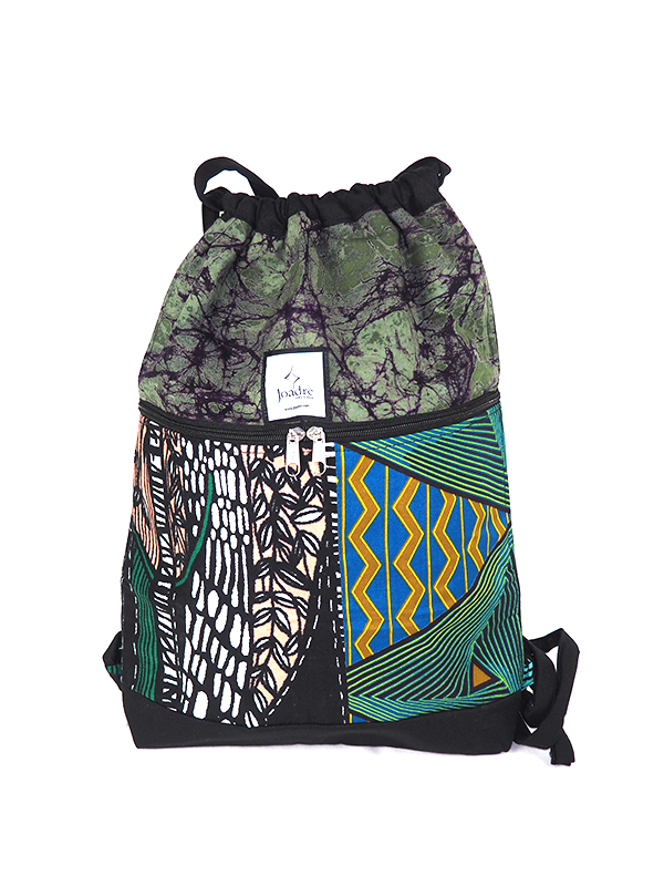 Joadre African print bags EZA collection daviva 7