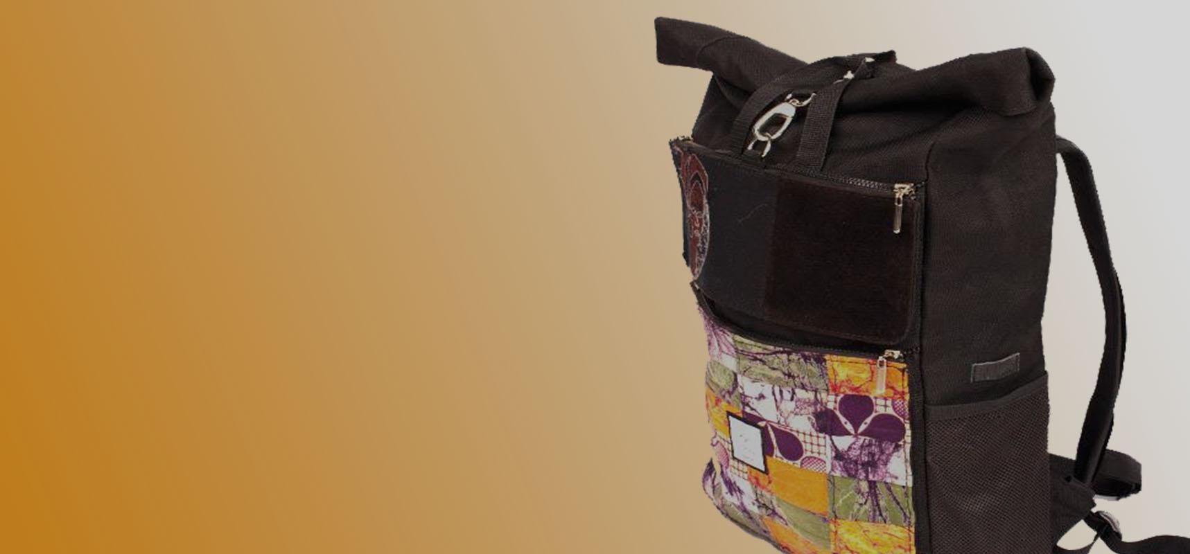 Joadre bag african inspired backpack2