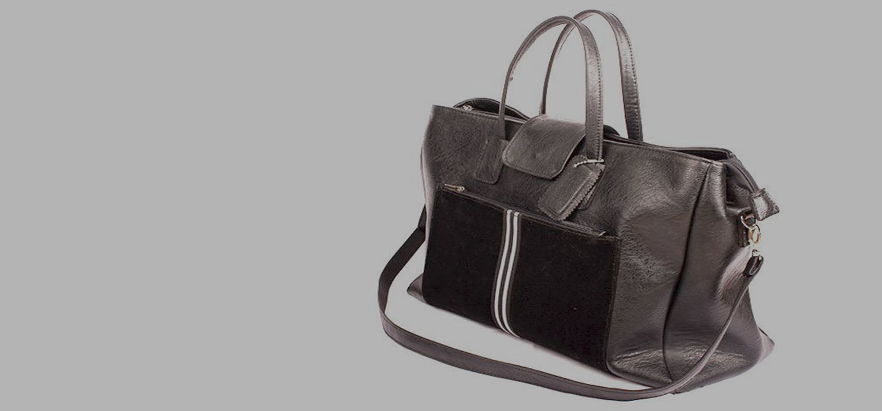 Weekend bag sustainable fashion
