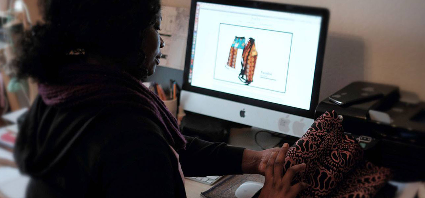 Joana adesuwa reiterer designing