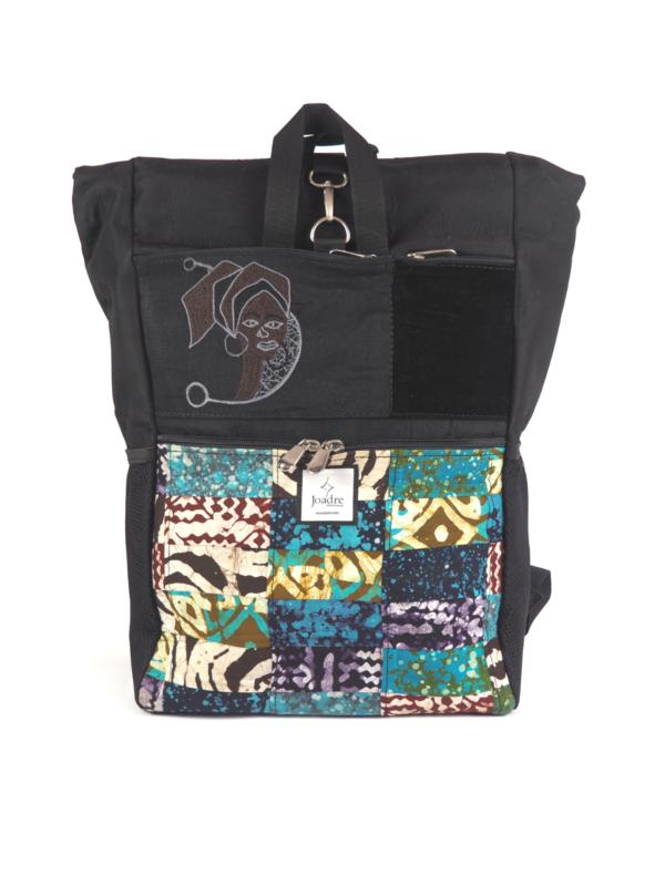 Joadre handmade African rucksack