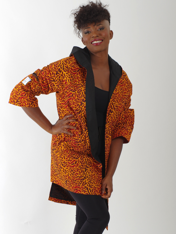 Joadre african inspired jacket