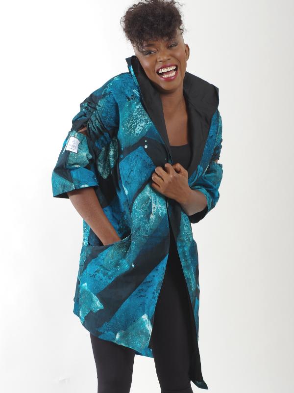 Joadre african inspired jacket