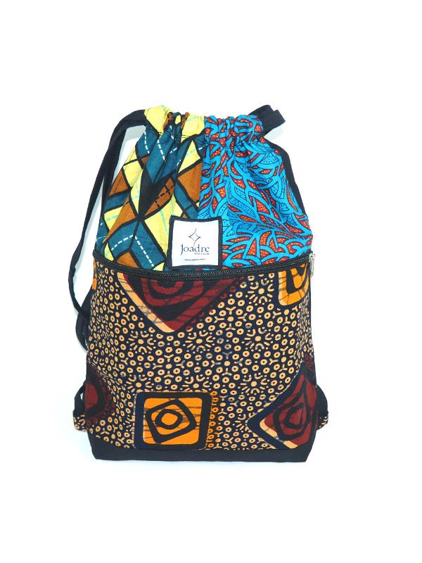Joadre african print bag