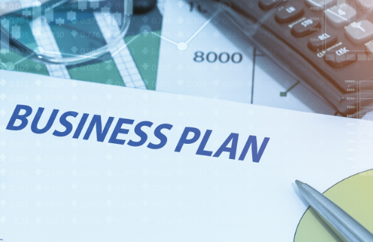 business plan for business ideas