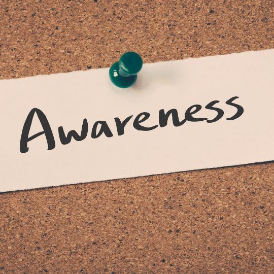 Enlightenment and awareness helps