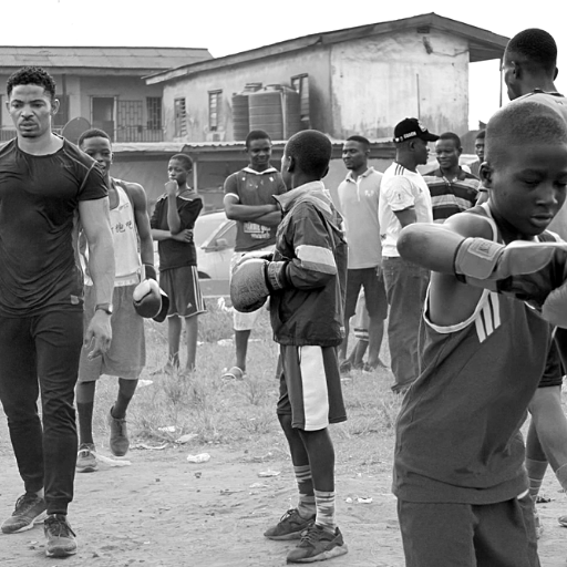 IdXtreme Fitness boxing squad by fitness trainer Idris on Joadre
